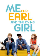 Me and Earl and the Dying Girl Netflix UK (United Kingdom)